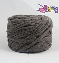 T-yarn Misti Dark Gray